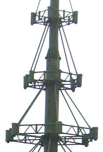 Фрагмент ракетной установки ЕЛЬ-15. Немного напоминает телескоп
